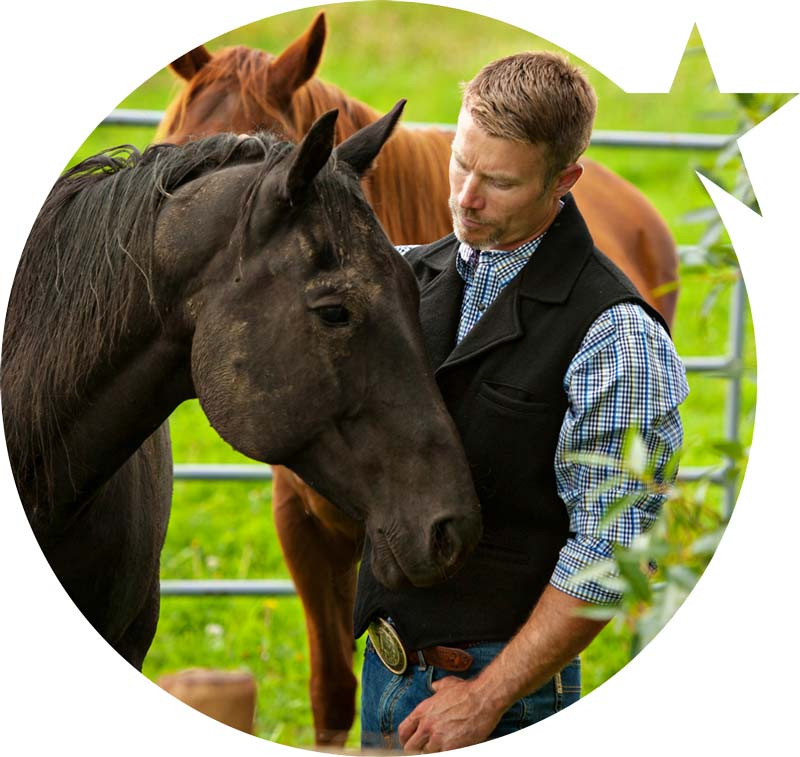 Izaac Swann, Horse Care Manager